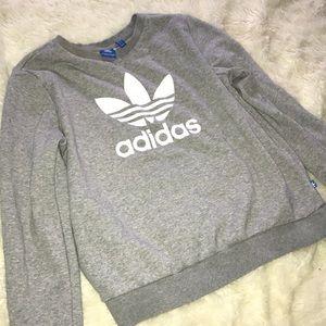 Sweaters - ADIDAS CREWNECK